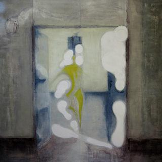 limbo - 150 x 150 cms oil on canvas