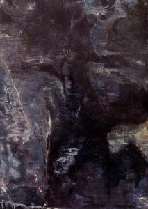 fantasm i  75 x 105 cms, oils on linen
